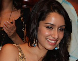 I used to shout at dad over his villain roles: Shraddha Kapoor