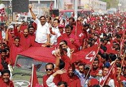 Nomination spree chokes Bagepalli roads