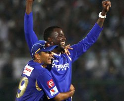 Royal win for spirited Rajasthan