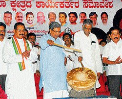 BJP might be behind Bangalore blast: Siddu