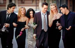 'Friends' reunion? No way, says TV comedy's co-creator