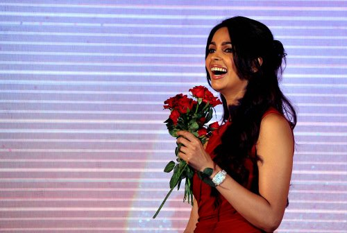 No item songs, glam roles for Mallika Sherawat