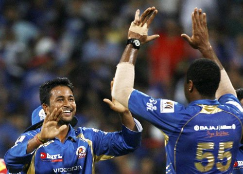 Rohit wins toss, opts to bat against Hyderabad