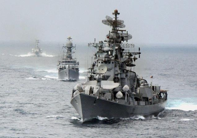 Japan for  more naval exercises with India