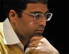 Anand to meet Aronian in Norway opener