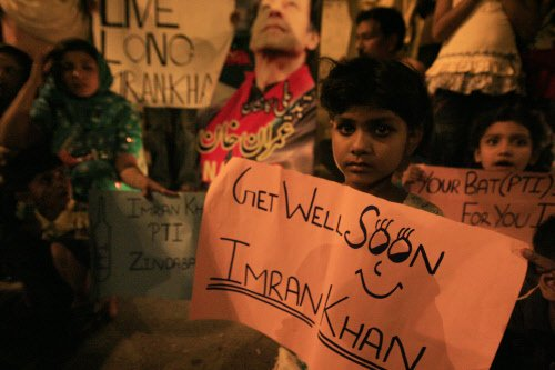 Imran Khan expected to make full recovery soon: doctors