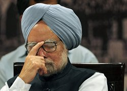 Introspect honestly then quit, BJP tells prime minister