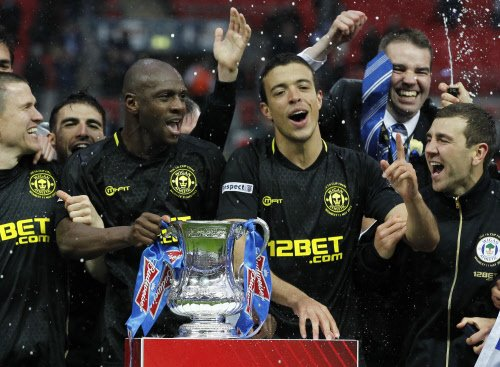 Wigan stage a stunning win