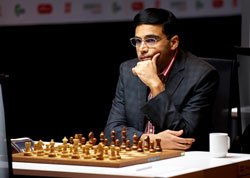 Anand to meet Nakamura in fourth round