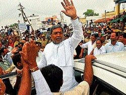Manifesto based budget: Siddu