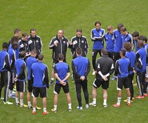 Chelsea eye sole title of season