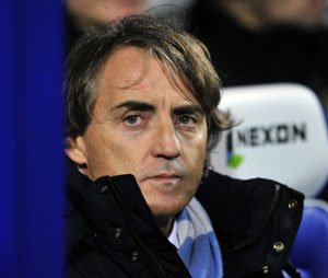 Mancini gets the boot