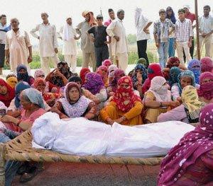 Haryana ashram standoff ends