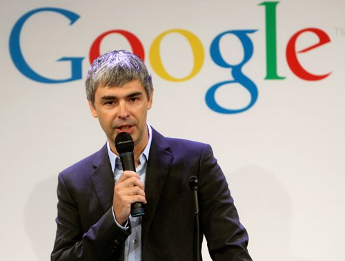 Larry Page reveals he is suffering from partial vocal cord paralysis