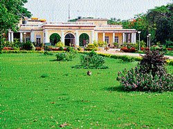 Government guest house being readied for Siddu