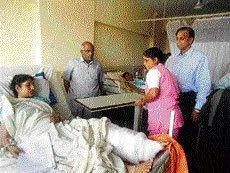 Surgeries leave Malleswaram blast victim depressed