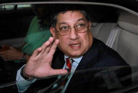 One or two bad eggs cannot sully the game: Srinivasan