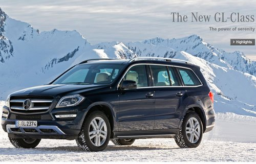 Mercedes launches GL-Class SUV, priced at Rs 77.5 lakh