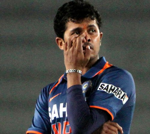 Sreesanth confesses to spot-fixing charge