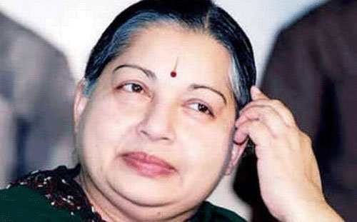Jaya petitions PM for setting up Cauvery Management Board