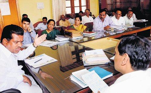 Ministers rain promises ahead of monsoon