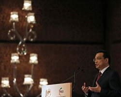 Chinese premier fascinated by Hotel Taj