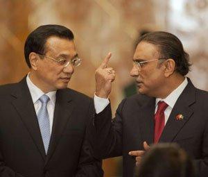 China-Pak ties will flourish, come what may: Li