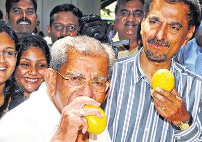 Tasty jackfruits, mangoes beckon fruit gourmets