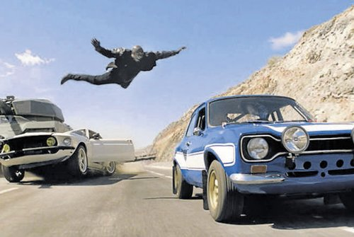 Movie Review: Fast, furious and more ridiculous