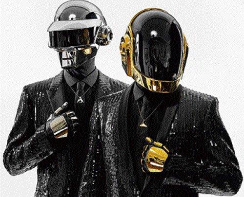 Daft Punk gets human