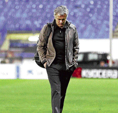 Master Mourinho on the move