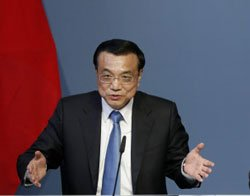 Policy shift: China may reduce state's role in the economy