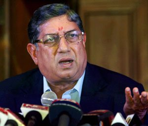 It was a trial by the media: Srinivasan