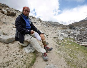 New records, reflection mark Everest 60th anniversary