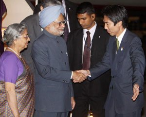 PM in Japan to cement strategic relations