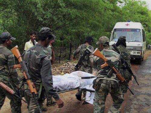 Intelligence says Maoists sought maximum damage