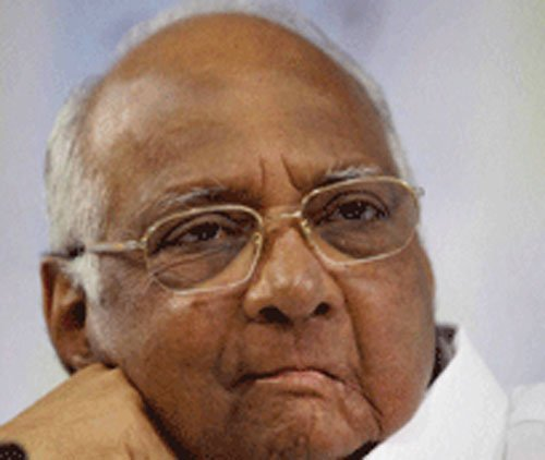 Pawar demands Home Ministry inquiry into all IPL-6 matches