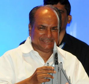 Antony hits out at DRDO for delays in strategic projects