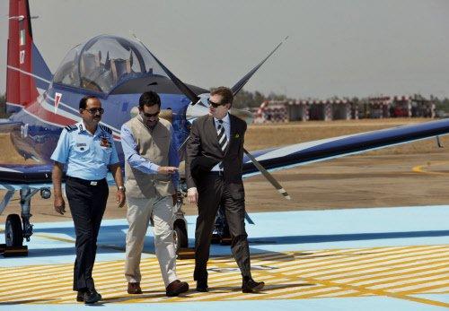 IAF gets Pilatus to train cadet pilots
