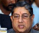 Srinivasan may quit tomorrow at Working Committee meeting