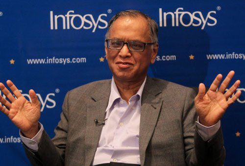 Never thought I will be back, says Murthy