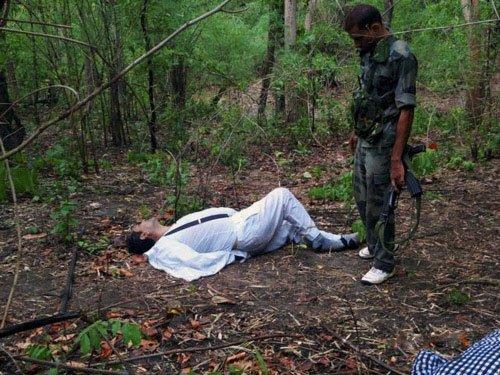 CRPF officer killed in Naxal encounter in Chhattisgarh