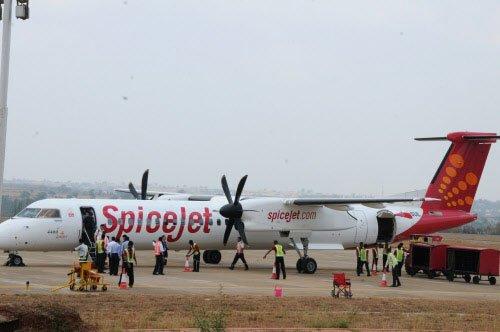 Suspicious packet creates panic, delays New Delhi-bound flight