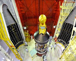 Glitch holds up India's first navigation satellite launch