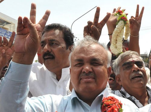 Ramalinga Reddy  to head disaster mgmt panel