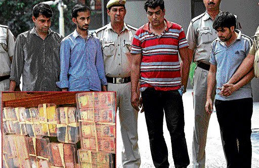 Muthoot Finance employees fake robbery, four arrested