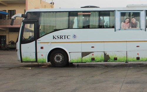 Flybus to ferry Mysoreans to BIA