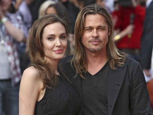 Jolie makes first public appearance post double mastectomy