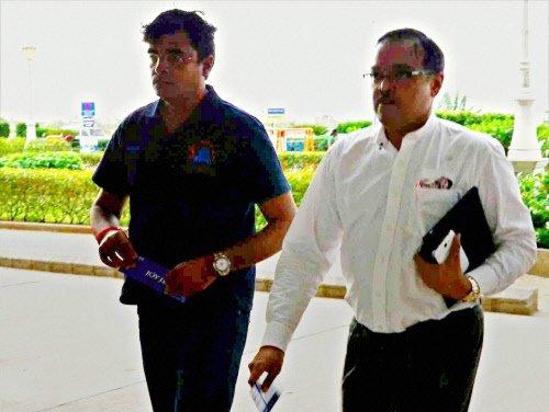 Meiyappan, Vindoo remanded in judicial custody till Jun 14