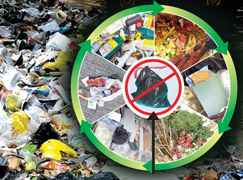 Bangaloreans poor at waste separation